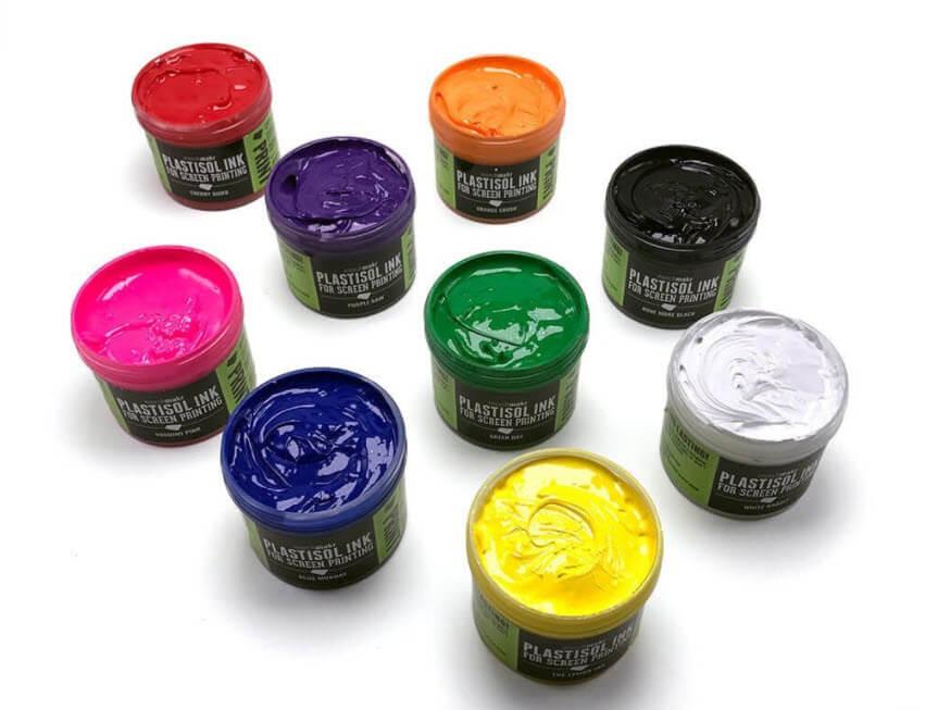 Dịch vụIn Mực Plastysol - Plastysoltại B&L Color Fix Work Shop